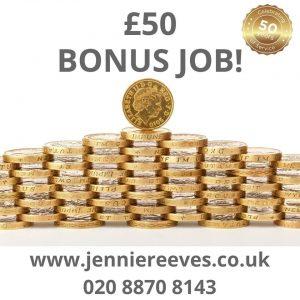 Bonus Job