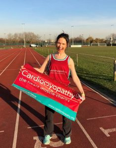 MRI radiographer Runs London Marathon