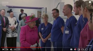 Radiographers in the Queens Speech